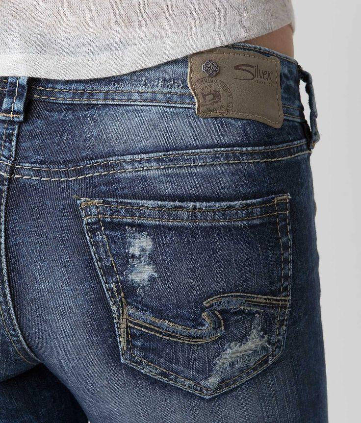 Silver Suki Skinny Stretch Jean - Women's Jeans | Buckle