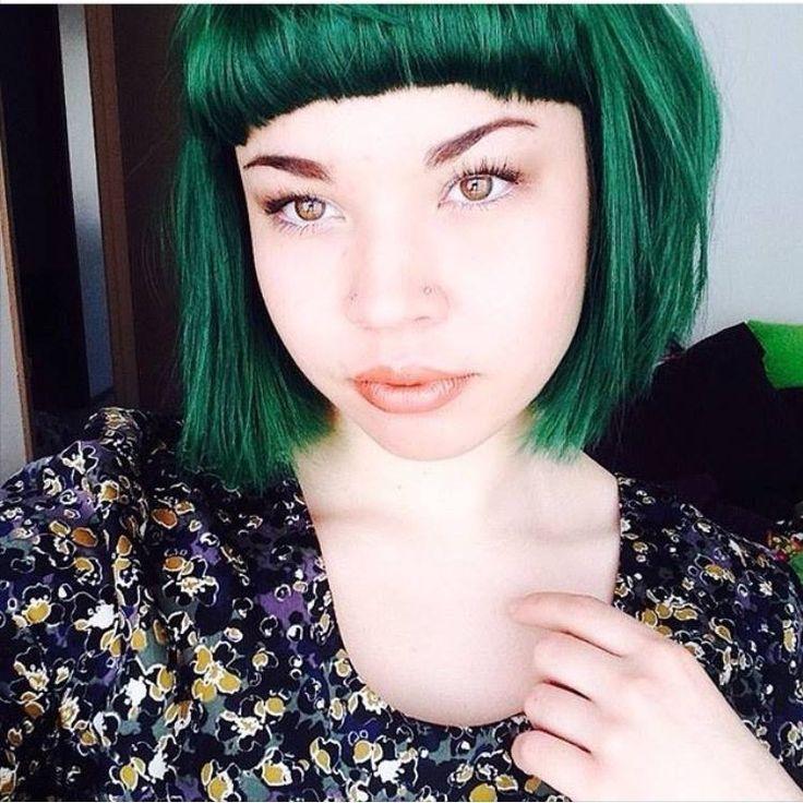 manic panic green envy