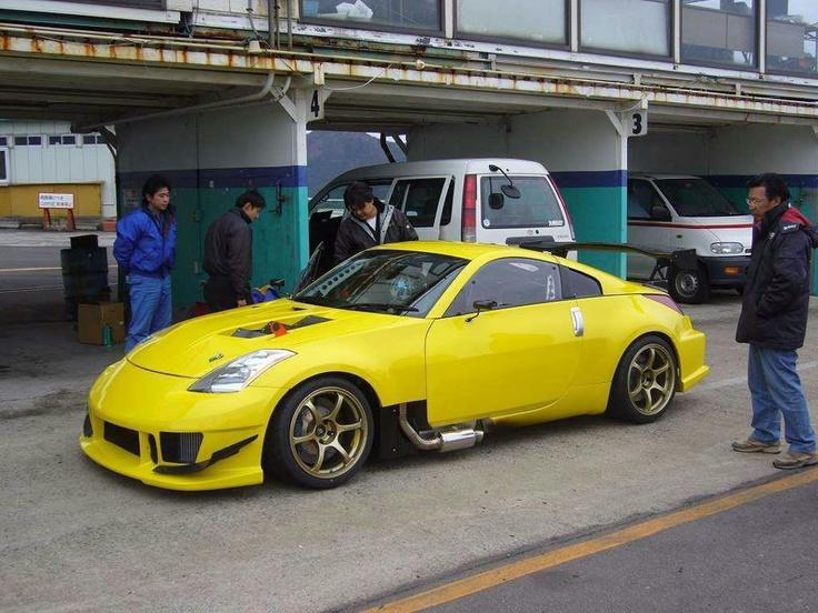 Beau Cool 350Z. Nissan InfinitiNissan 350zJdmCarsJapanese Domestic Market