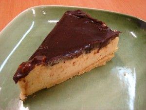 NAUGHTY NAUGHTY PEANUT BUTTER CHOCOLATE PIE   Tenina   Thermomix   HotMixPRO   Recipe