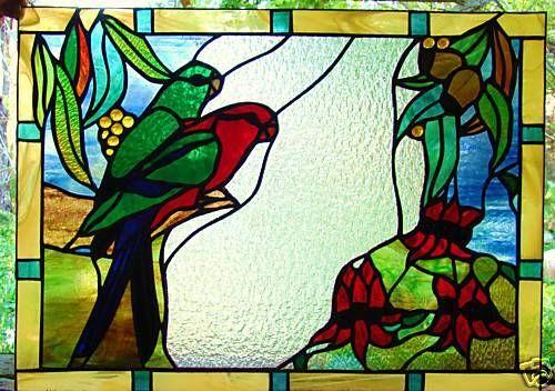Leadlight Stained Glass Animal 1 Pinterest Autumn