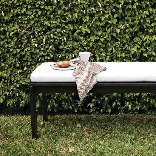 Outdoor Long Bench Cushions