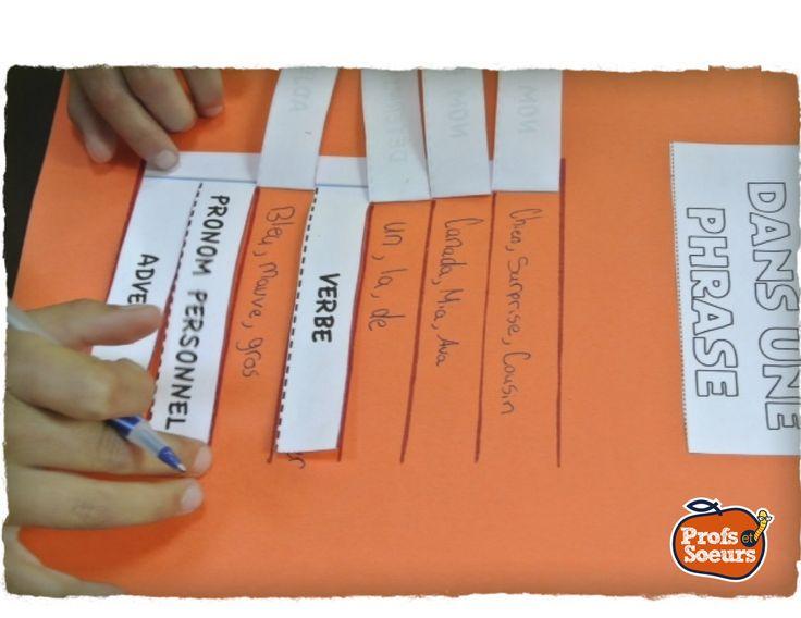 Cahier interactif pour rendre l'apprentissage de l'orthographe motivant.