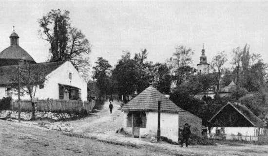 Droga z Salwatora na Kopiec Kościuszki