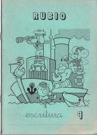 Cuadernillo Rubio