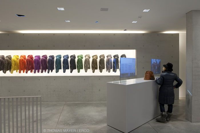 Duvetica Milano Shop / Tadao Ando Architect & Associates