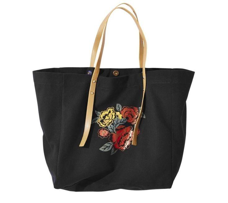 Objemná kabelka s potiskem | blancheporte.cz #blancheporte #blancheporteSK #blancheporte_sk #novakolekce #jaro #leto
