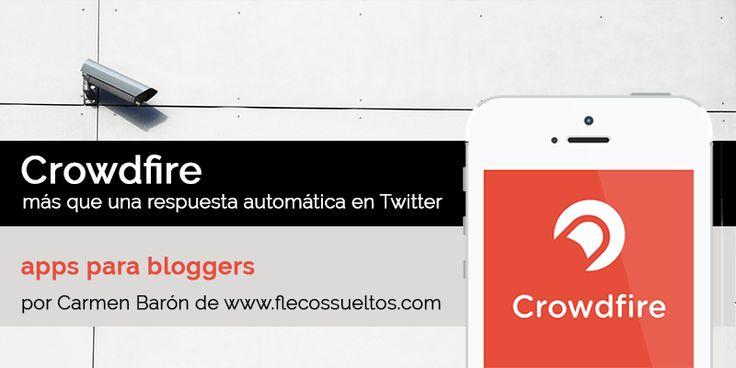 Crowdfire, más que una respuesta automática en Twitter #archivo http://blgs.co/78m_hO