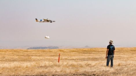 See the first photos and video of what appears to be a drone burrito delivery ...