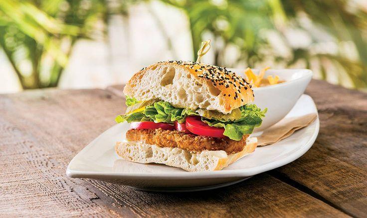 CLASSIC CRISPY CHICKEN SANDWICH