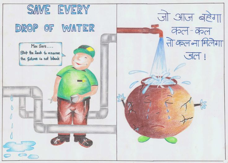 Small essay on conservation of water