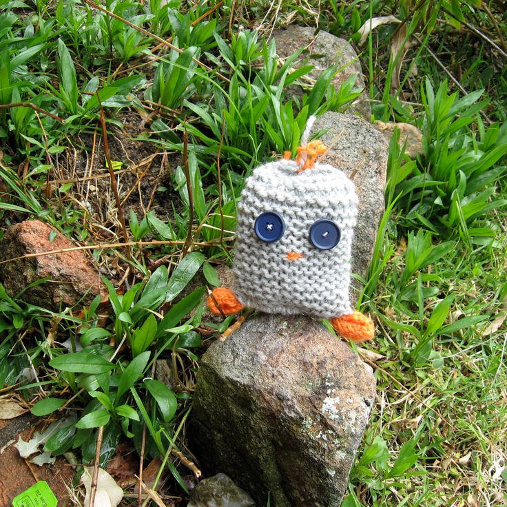 Tumblr - Ellyssee Knits - hand knitted in Australia