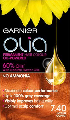 Olia 7.40 Intense Copper