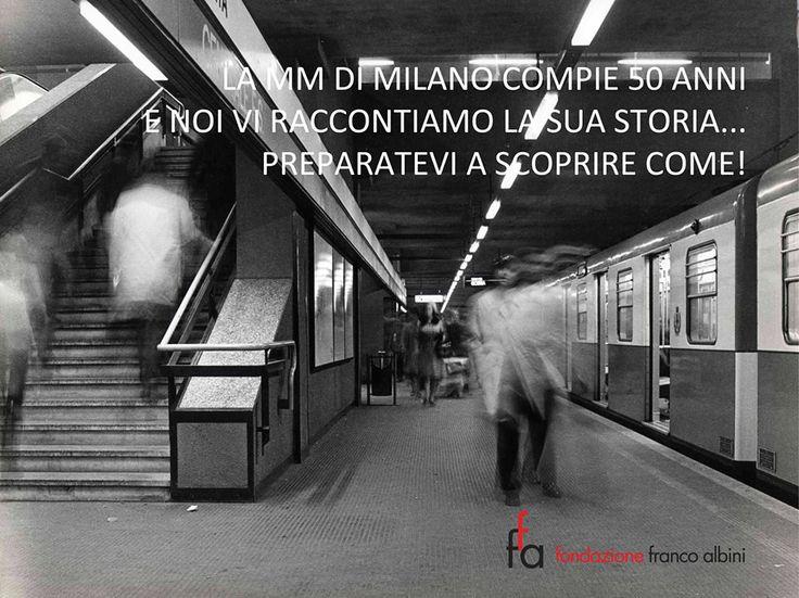 La MM di Milano compie 50 anni