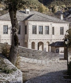 """""""Monopatia"""" Mountain resort in Zagori, Epirus"""