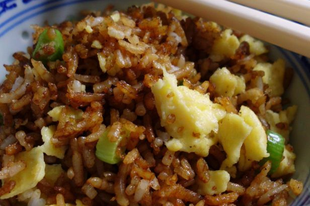 Recette de riz sauté par Recettes d'une chinoise