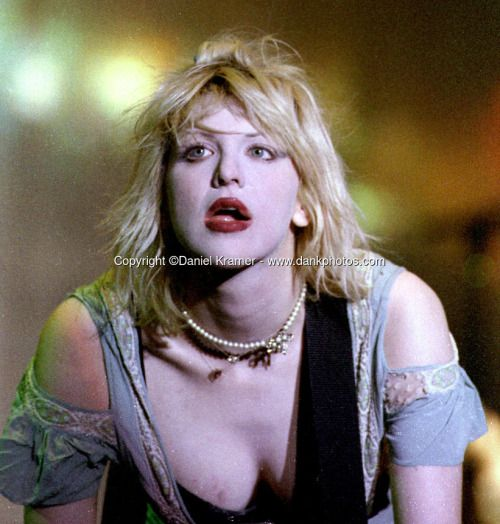 Courtney Love Fuck