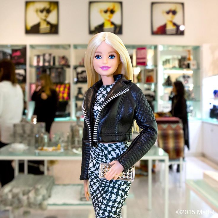 Celebrating the launch of the #BarbiexWarhol collection ...