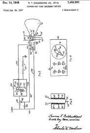 thomas t. goldsmith jr. and estle ray mann - Cathode Ray Amusement Device, 1947