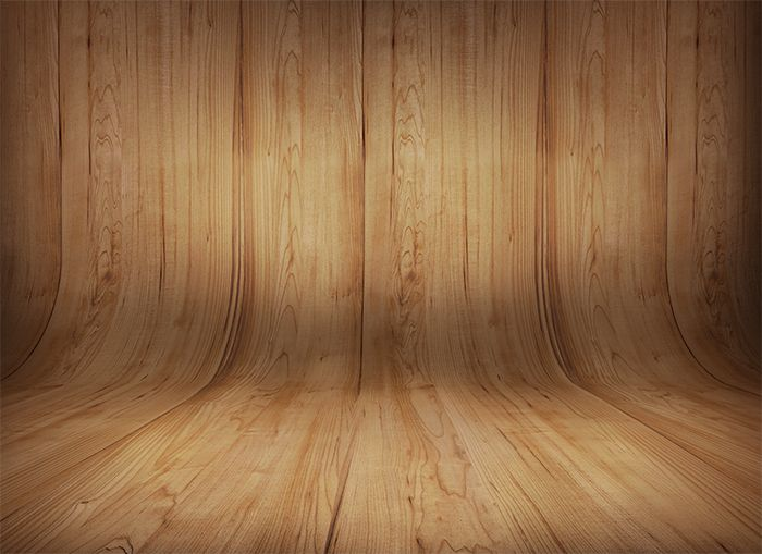 This curved wooden stages with high quality textures. Use them to showcase your product or design and get full control over the PSD file. Download for free !