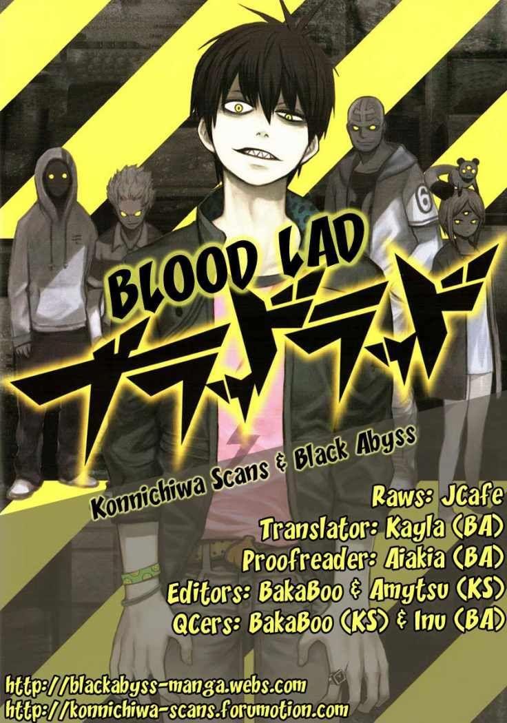 Blood Lad manga capitulos 1 en Español Página 40