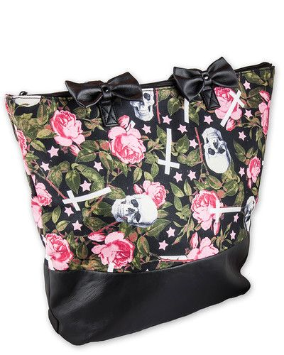 "RIOTLAB - Bag - Iron Fist ""Kill Me Later Tote"""