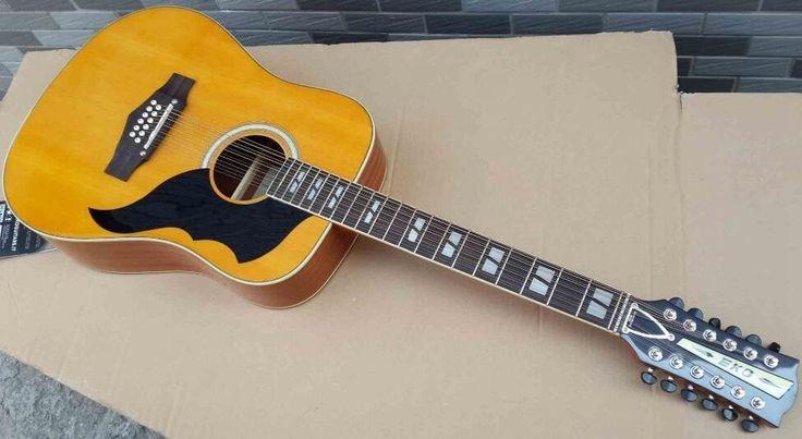 EKO 12 String Acoustic Guitar