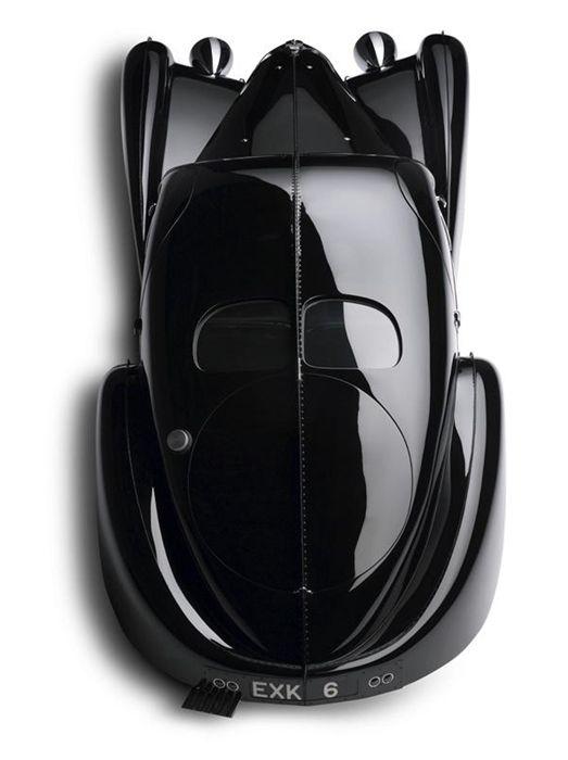 1938 Bugatti 57S Atlantic. Fly.