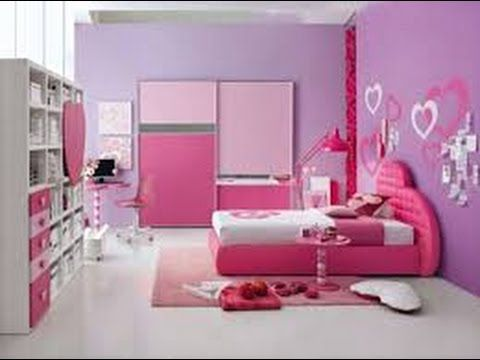 Teenage Girls Rooms Design Beautiful  Ideas