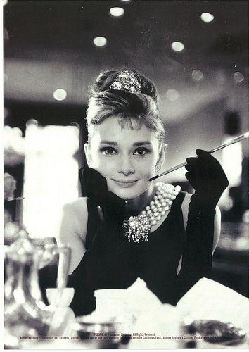 Audrey Hepburn 1.