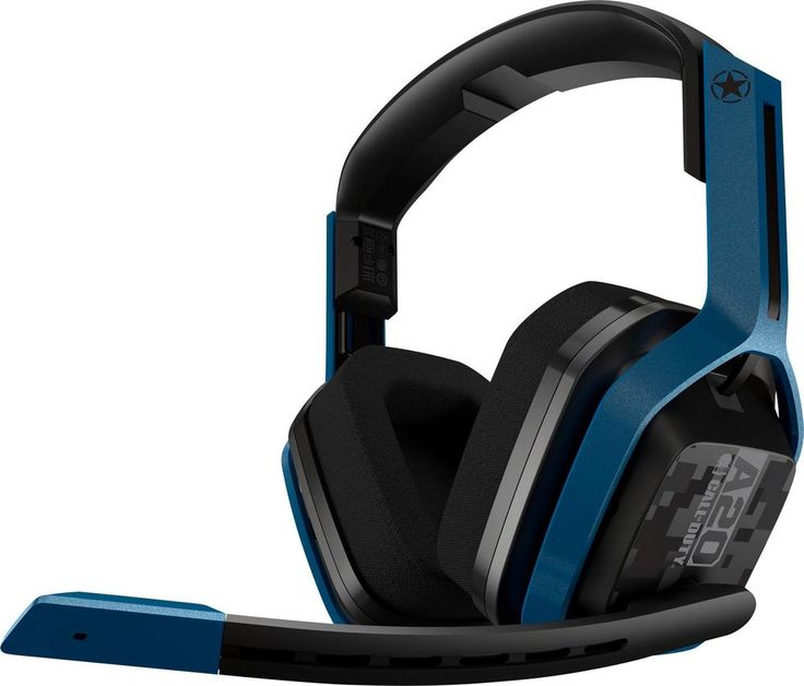 Astro - A20 Call Of Duty Wireless Gaming Headset for PlayStation 4/PC/Mac - Navy (Blue)