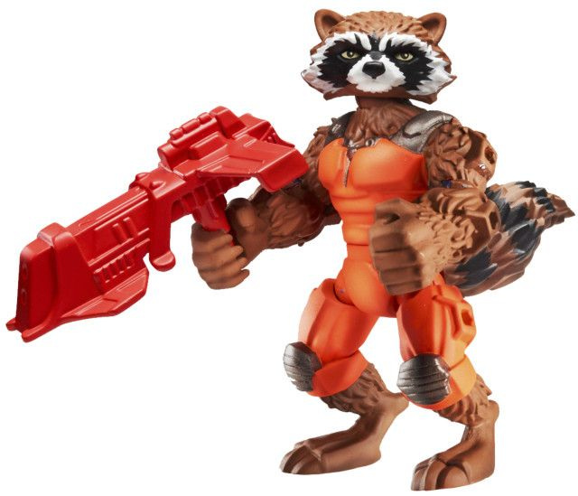 Marvel Mashers Rocket Raccoon Figure