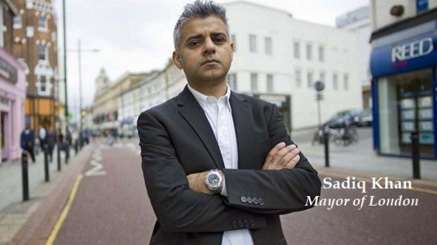 London under its Muslim mayor: Sharp rise in knife crime, gun crime, burglary, rape, homicide - FITNAPHOBIA