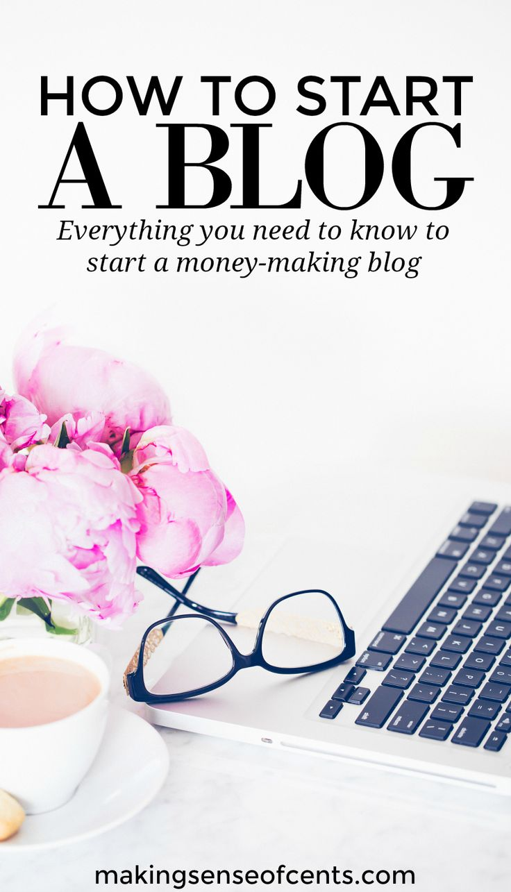 How To Start A Blog  Create And Launch One Today! Make Money Bloggingmoney