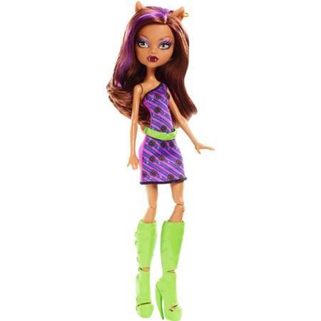 Monster High Basic Clawdeen Doll (budget)