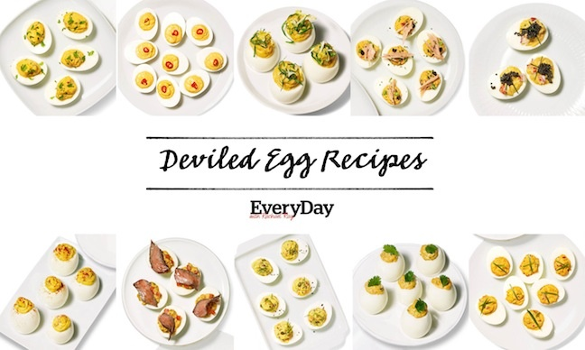 20+ Deviled Egg recipes including Rachael's most-asked for recipes!