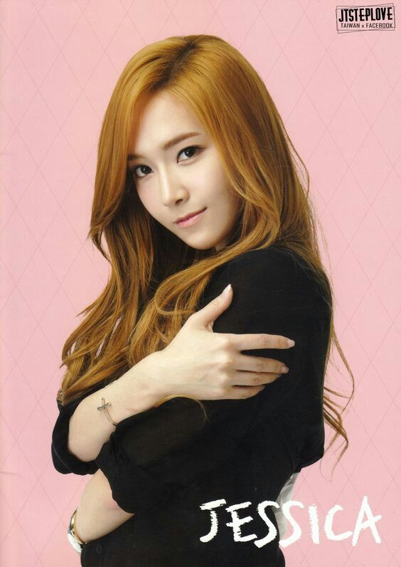 Jessica from Girl's Generation