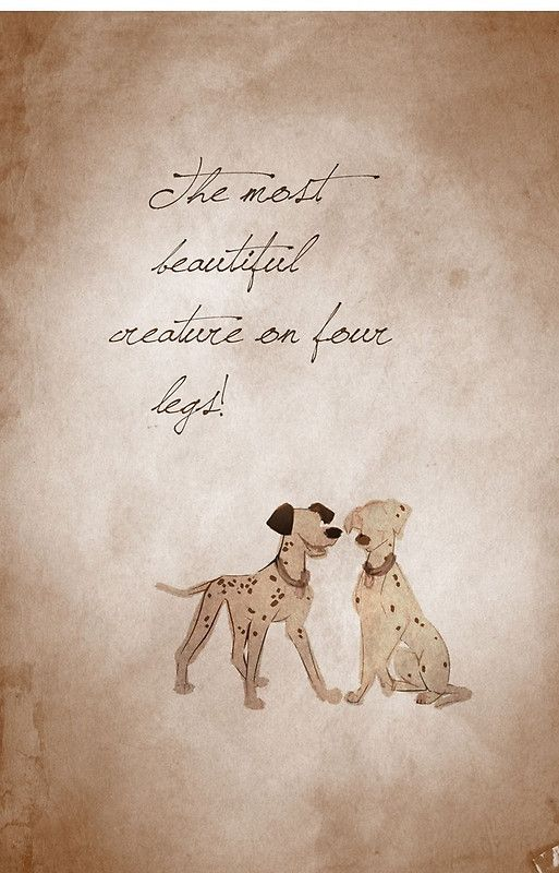 101 Dalmatians inspired valentine. #iPhone #Disney #RedBubble