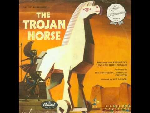 The Trojan Horse - Art Gilmore