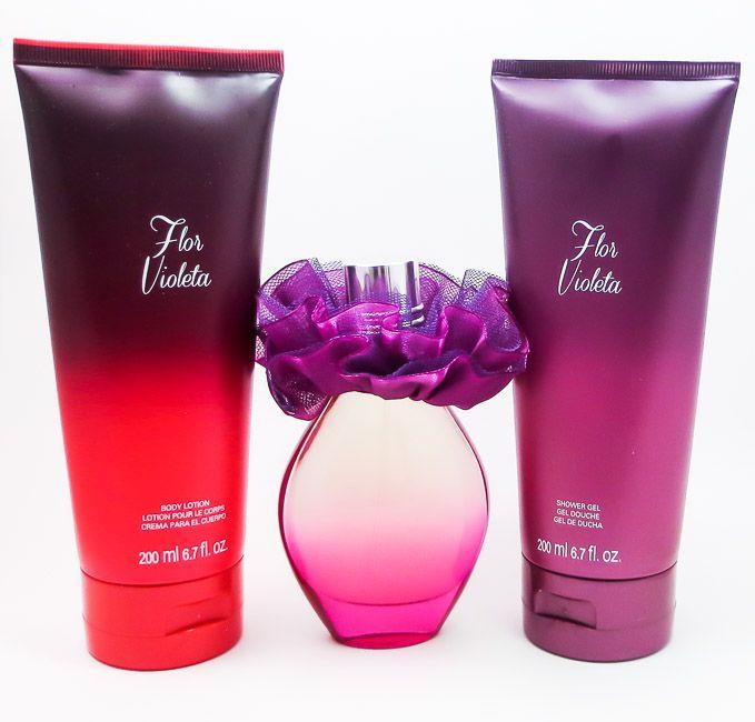 Avons newest fragrance Flor Violeta
