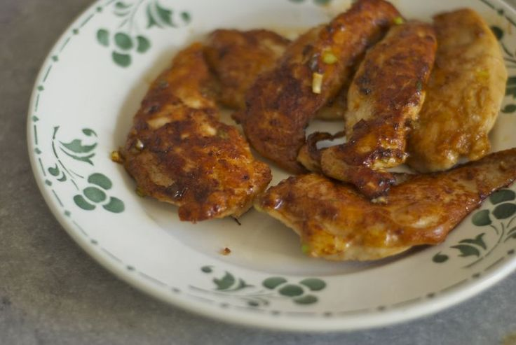 Cooking for Hugo - Corinne Trang's Korean Barbecued Chicken