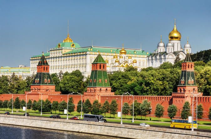 Lonely Planet | Top Things to do in Moscow