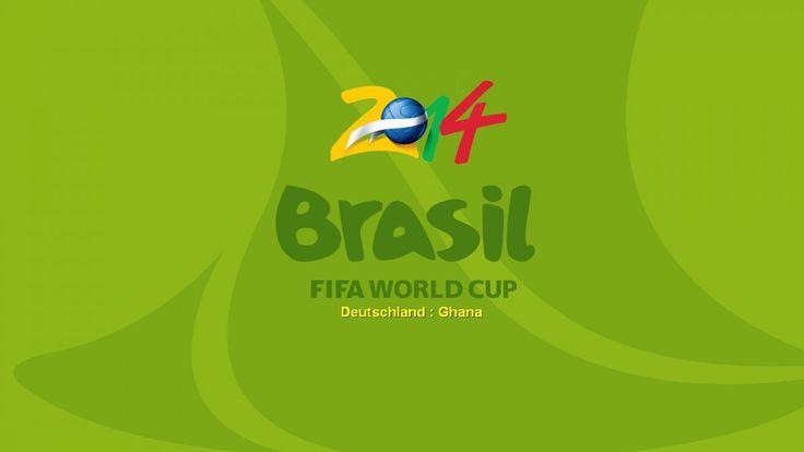 #FIFA #WM 2014: #Deutschland – #Ghana heute Abend in der #ARD #WM2014 #WorldCup2014 #GERGHA #Germany #Ghana > STARSonTV