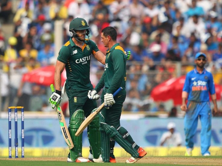 South Africa to 3/2 ODI Series Win in India
