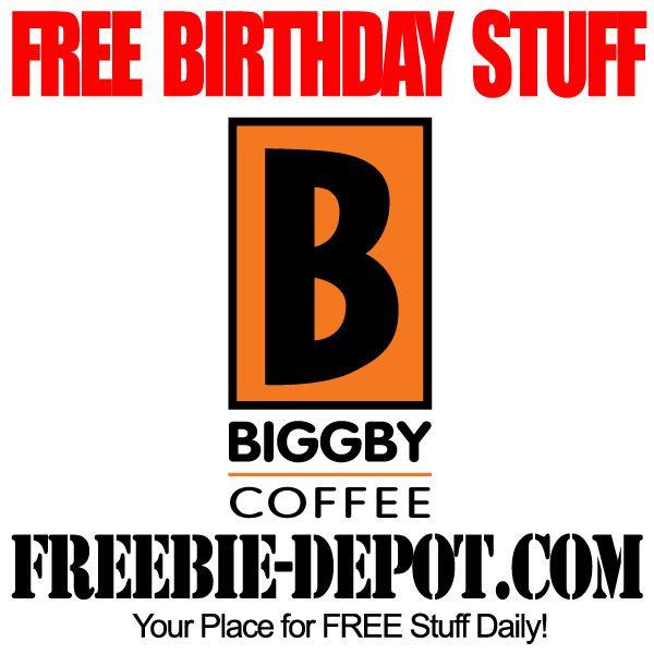BIRTHDAY FREEBIE – Biggby Coffee - FREE Drink