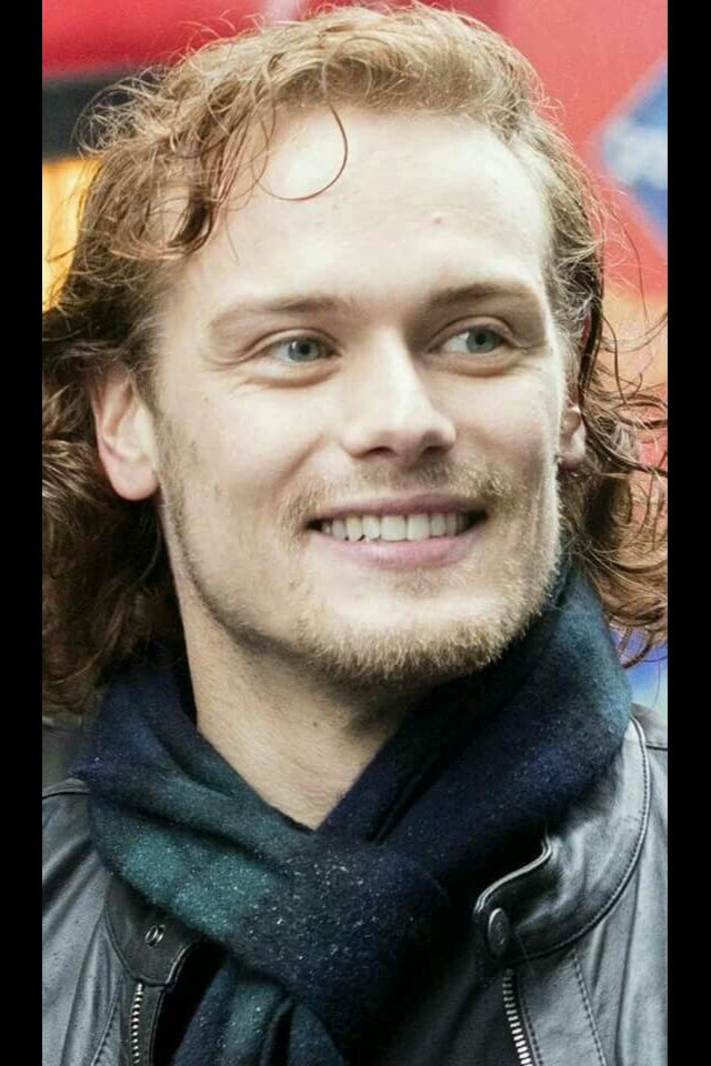 Sam Heughan Grand Marshal in NYC
