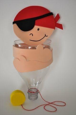 Este brinquedo é muito legal e nem sempre é conhecido por todos. Então aqui vai a dica para surpreender seus alunos no Dia das Crianças  co...