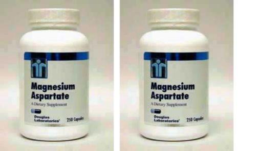 Douglas-Labs-Magnesium-Aspartate-250-Capsules-2-PACK-Exp-2-19-SD
