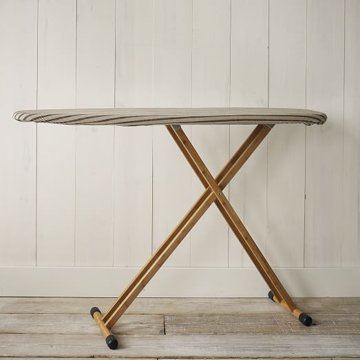 Bamboo Ironing Board | west elm :: $80