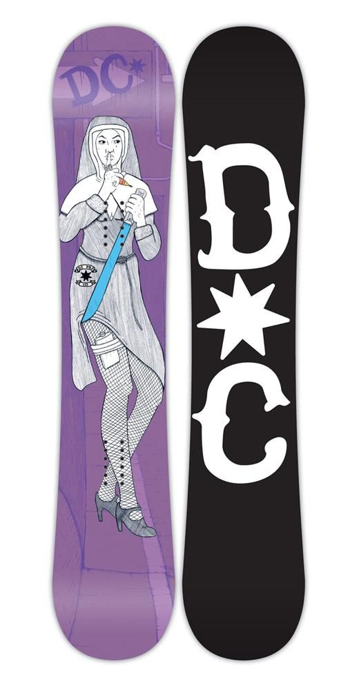 153cm DC PBJ Camber Snowboard, Build a Package with Boots and Bindings